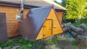 Домики для колодцев в Можайске и Можайском районе