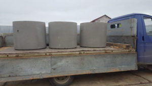 Доставка бетонных колец в Наро-Фоминске