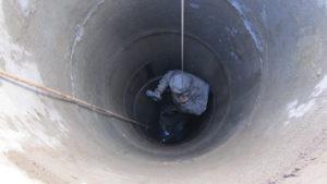 гидроизоляция колодезных стыков