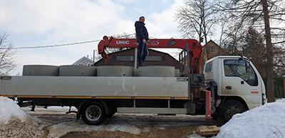 Цена копки колодца в Подольске