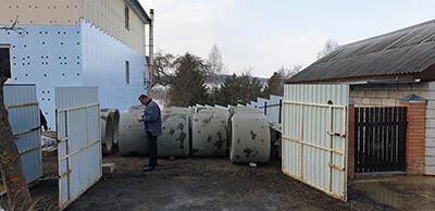 Колодец под ключ в Подольском районе