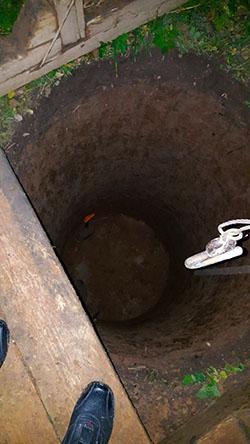 копка колодца под ключ в Рузском районе