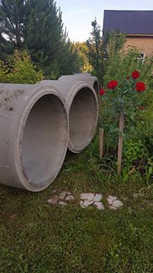копка колодца в Боровске
