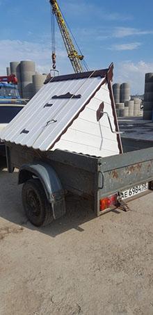 копка колодца в Павлово-Посаде