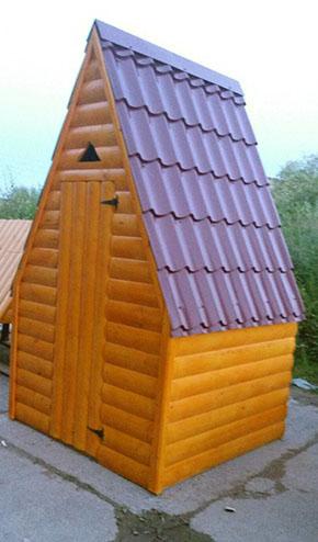 установка дачного туалета в Наро-Фоминске