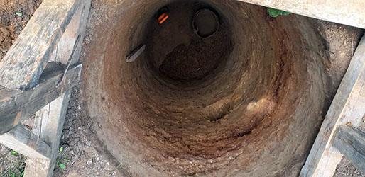 копка колодца в Уваровке под ключ