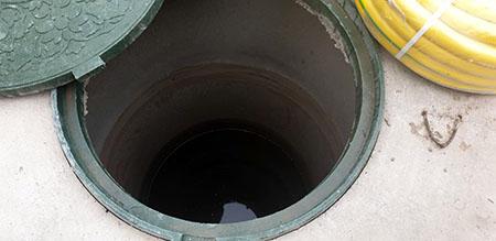 бетонный септик в Рузском районе