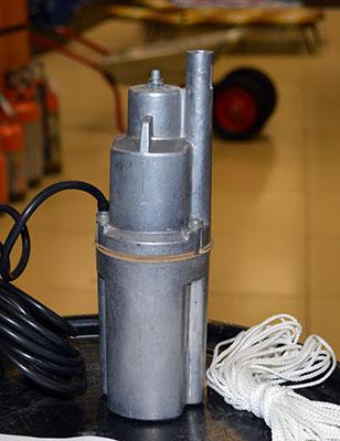 вибрационный насос для колодца