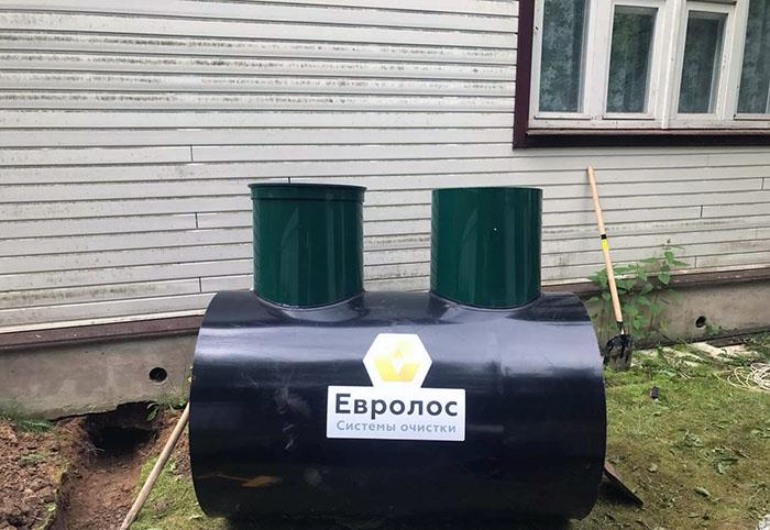 энергонезависимый септик для дома
