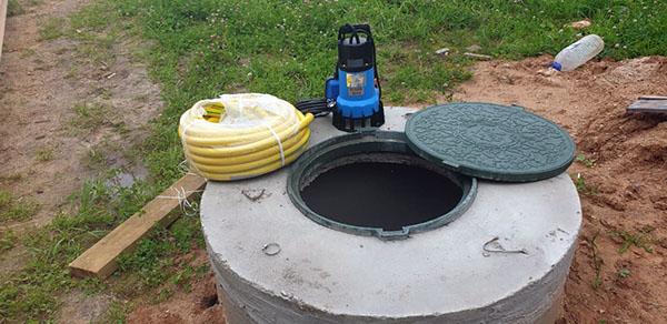 правила пользования бетонным септиком