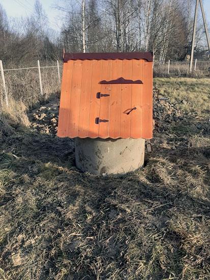 Чистка и ремонт колодца весной
