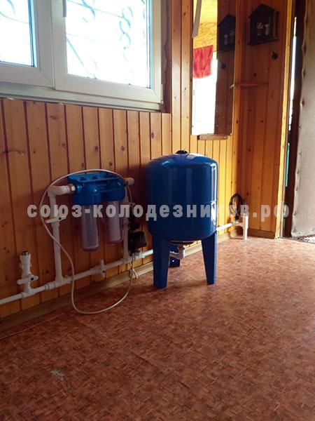 Водоснабжение частного дома в Наро-Фоминском районе