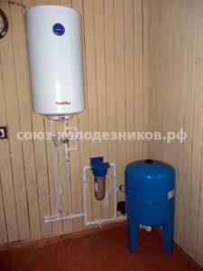 Водоснабжение дома в Волоколамске