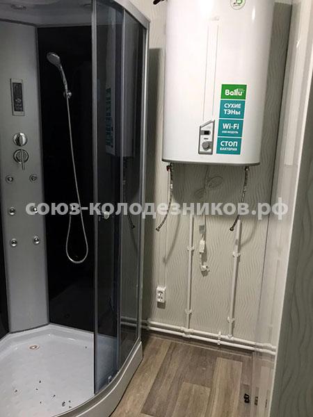 Водоснабжение дома в Одинцовском районе