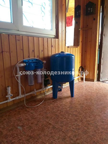 Регулировка давления в системе водоснабжения
