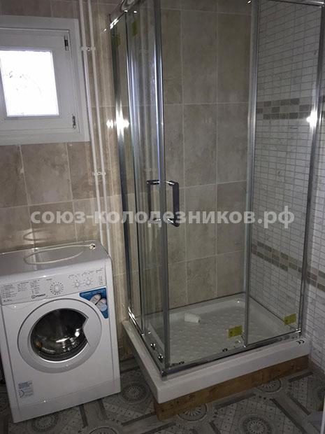 Водопровод для дома в Домодедовском районе