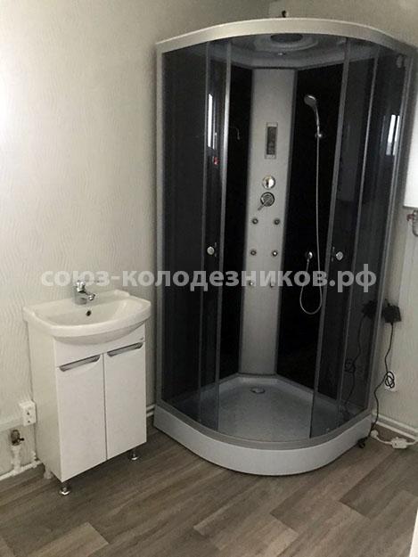 Водопровод для дома в Чехове под ключ