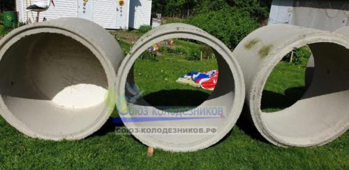 Доставка питьевых колец в Калужской области