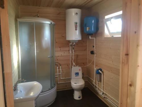 Подключение душевых кабин, унитазов, водонагревателей