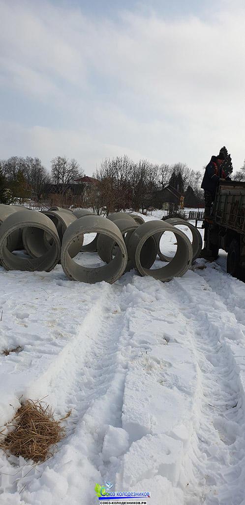 Колодец под ключ в Подольске