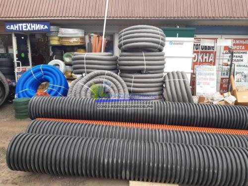 Все для водоснабжения и водоотведения дома
